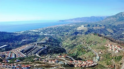 Villas in Alanya Kargıcak for Sale