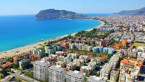 Apartments in Alanya for Sale