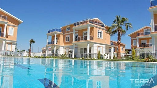 Villas for Sale in Belek Antalya