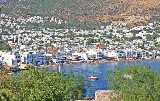 Bodrum City Center