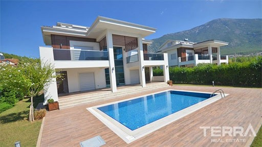 Villas for Sale in Fethiye with Swimming Pool