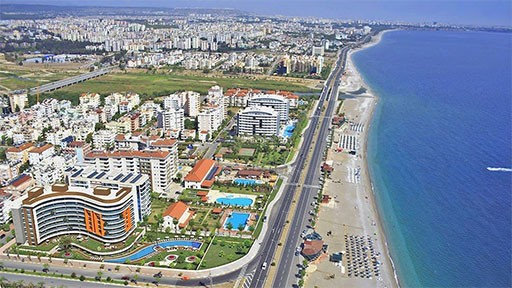 Apartments in Antalya Konyaaltı