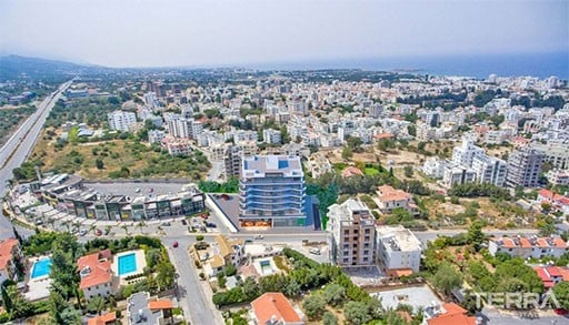 Real Estate in Kyrenia City Centre