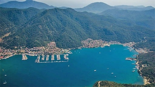 Apartments in Fethiye City Centre