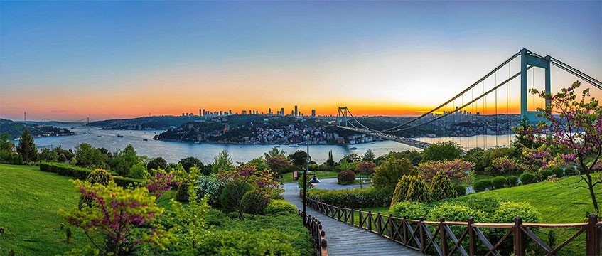 Turkey is the best point to invest in commercial property.