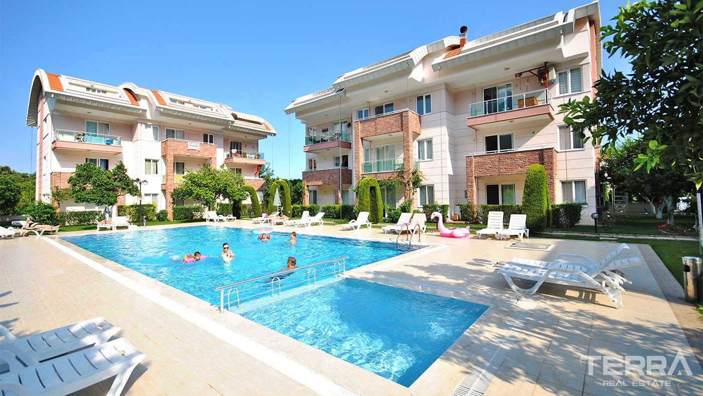 Mountain-view Penthouse for Sale in Arslanbucak Kemer
