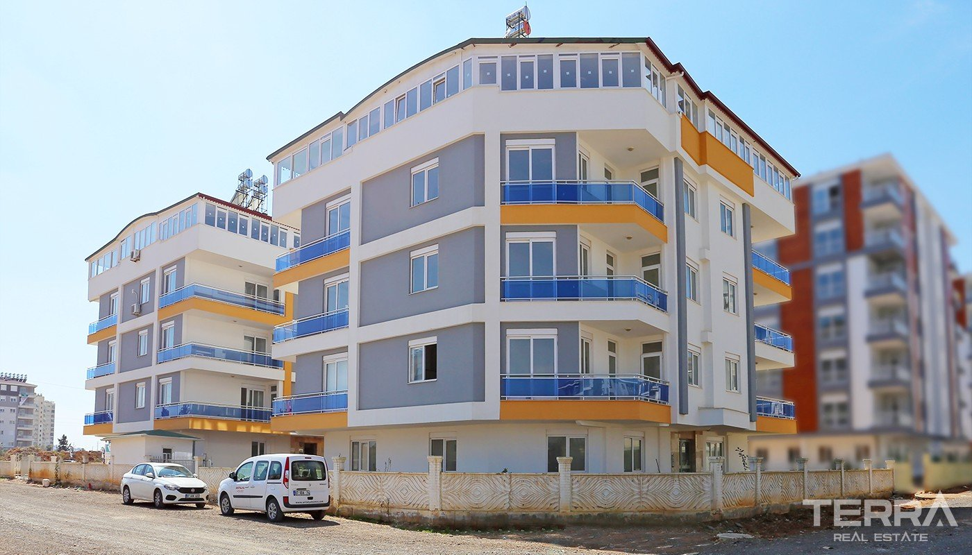 Bargain 2 Bedroom Apartments in Kepez Antalya Ready to Move-in