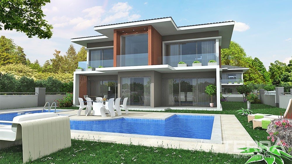 Stunning Villa for Sale with Private Swimming Pool in Ovacık Fethiye