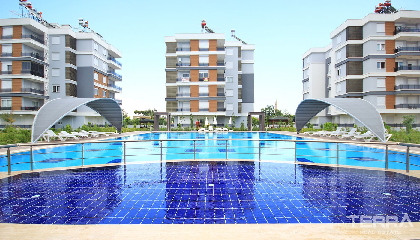 Bargain Apartments Located in Kepez Antalya Close to All Amenities