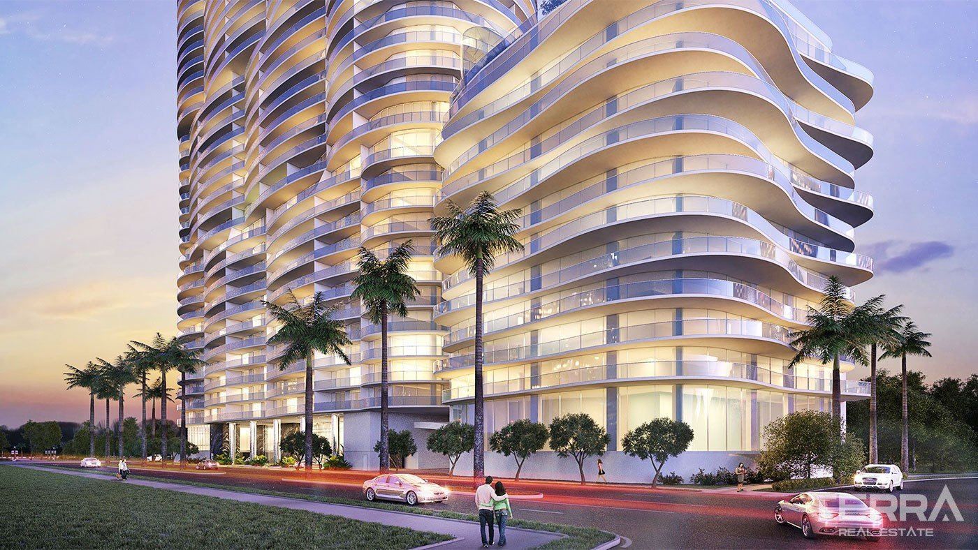 Seafront Miami Apartments Offer Luxury Living with Rich Facilities