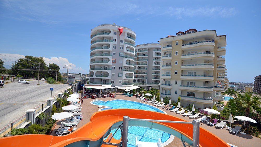 Emerald Towers Apartments for sale in Avsallar, Alanya