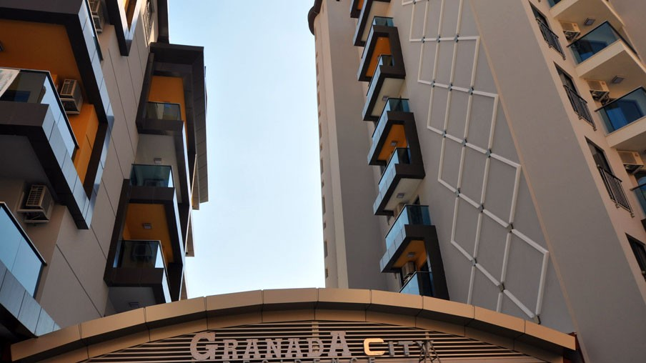 Granada City Apartments for Sale in Alanya City