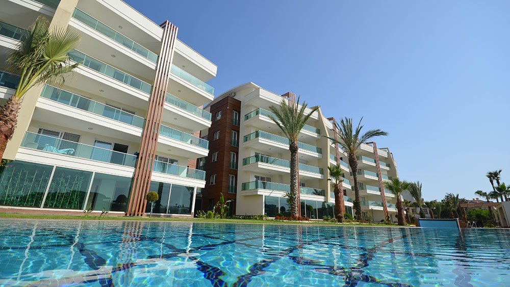 Stylish Luxury Apartments in Central Oba, Alanya