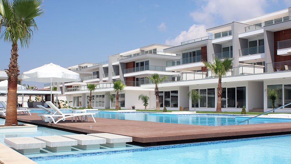 Inspirit Luxury Apartments for sale in Side, Turkey