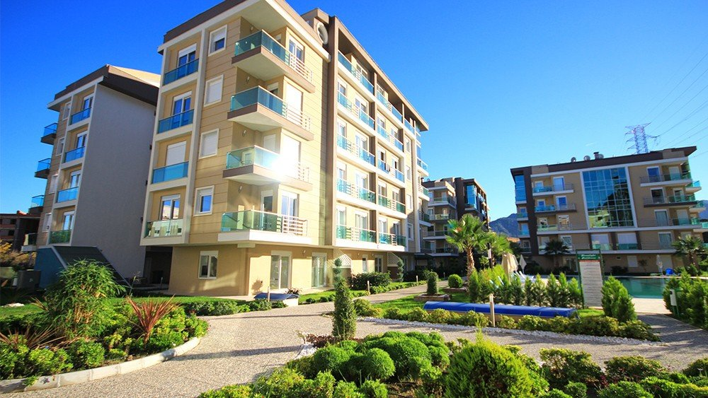 Affordable luxury apartments in Konyaalti, Antalya