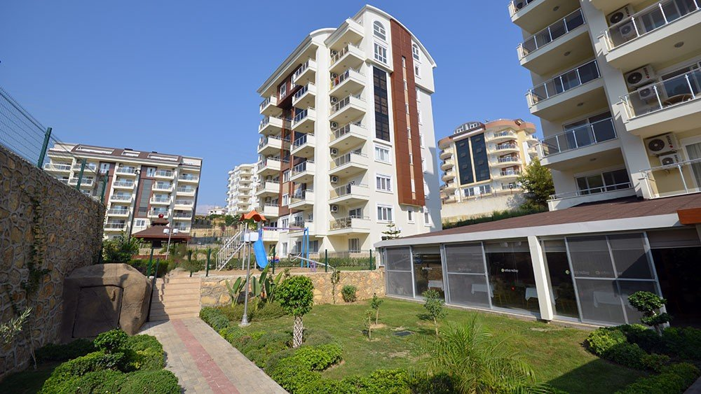 Orion Valley (Orion 3) affordable apartments in Avsallar, Alanya
