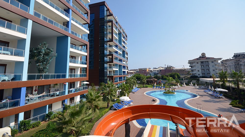 Crystal Park Luxury Apartments in Alanya