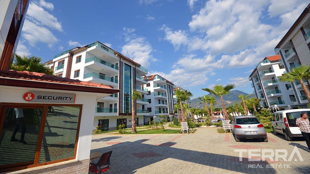 Luxury apartments for sale in popular Oba, Alanya