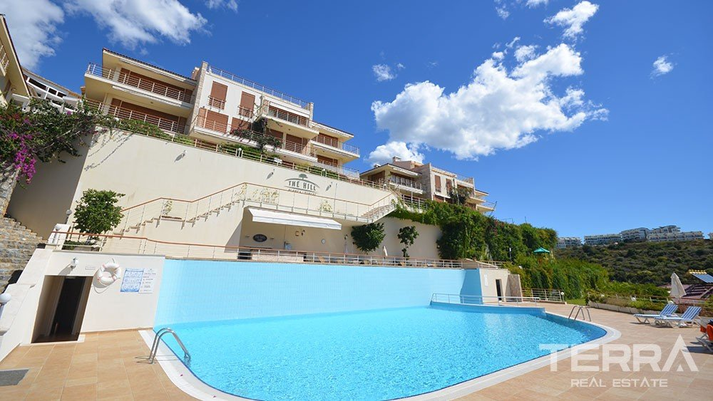 Luxury apartments in Konakli, Alanya only 400 m to the beach