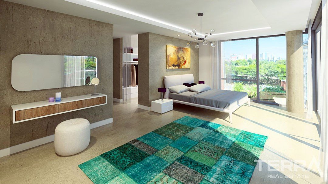 Elysium Luxury Apartments and Villas in Side