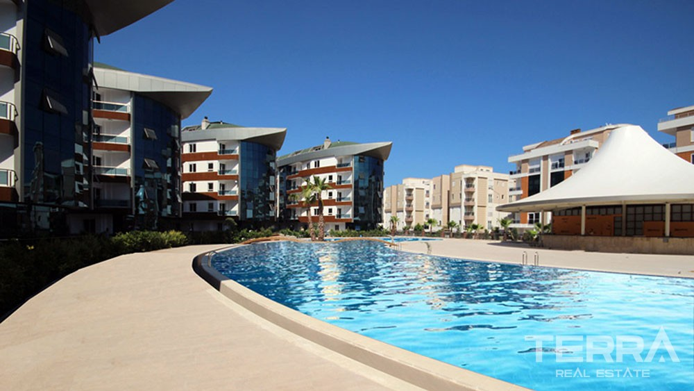 Luxury apartments for sale in Konyaalti, Antalya