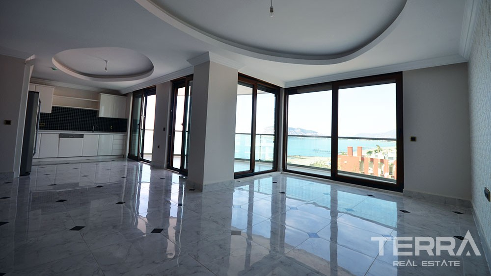 Exclusive apartments for sale in Alanya for sale
