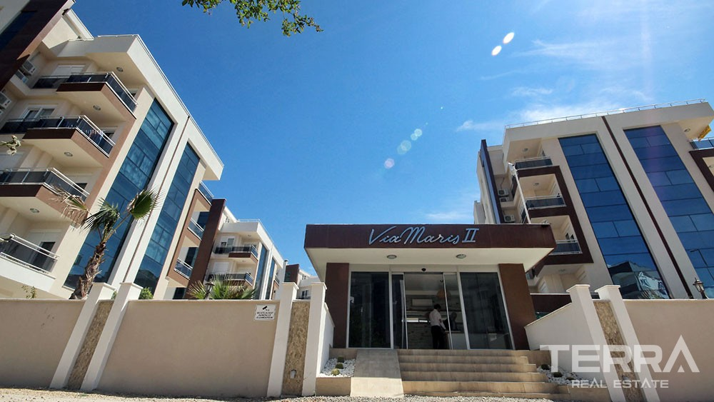 Apartments for sale in Konyaalti, Antalya