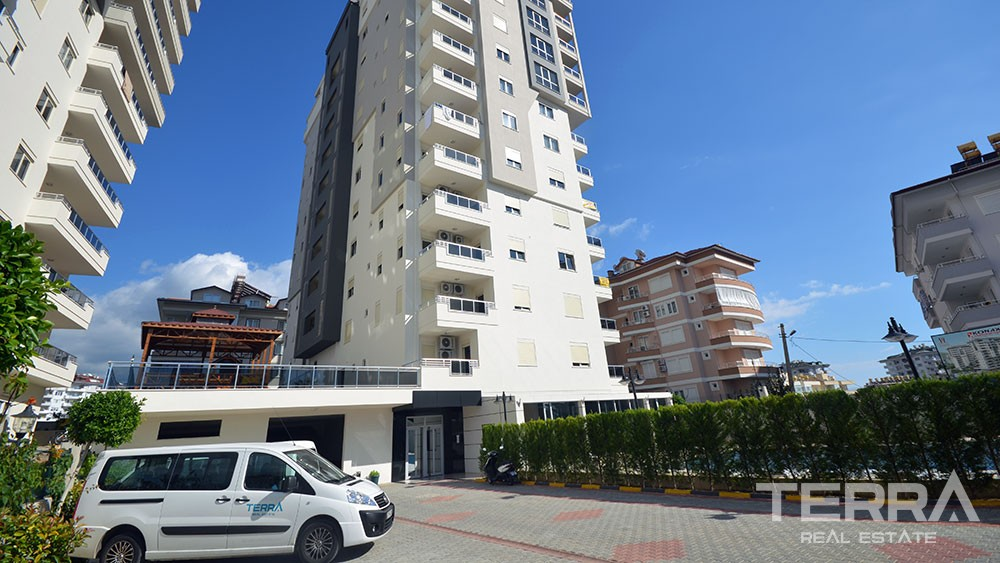 Luxury apartments for sale in popular Cickcilli, Alanya