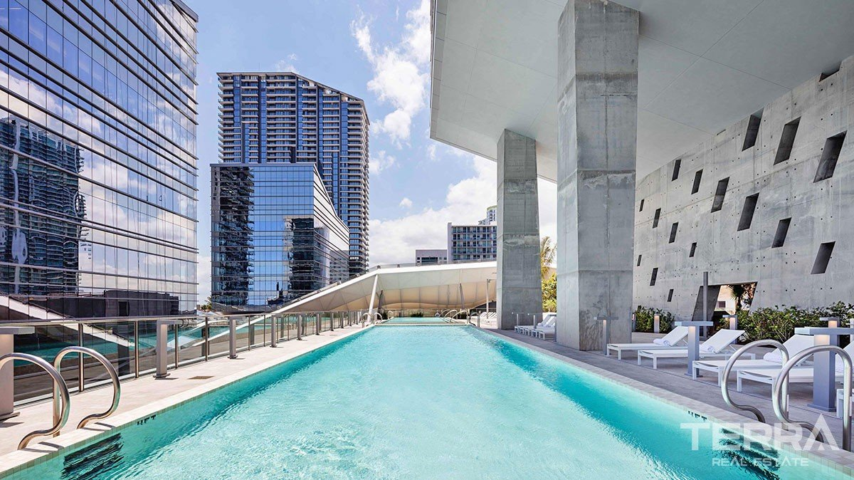 Luxury Apartments at Brickell City Centre in Miami