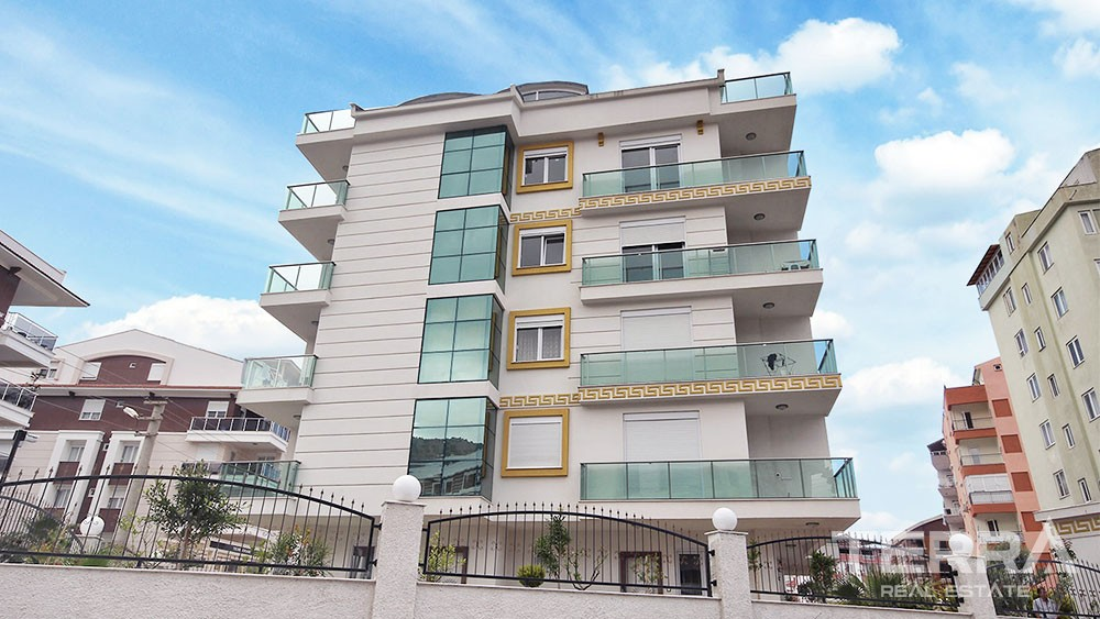 Affordable apartments for sale in Antalya
