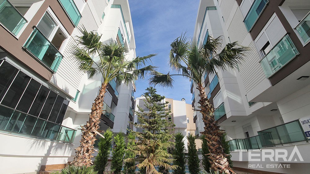 Attractive apartments for sale in Konyaalti, Antalya