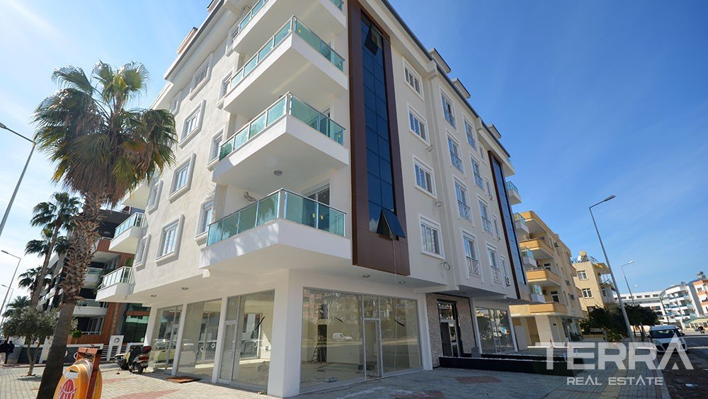 Apartments for sale in central Oba Alanya close to the beach