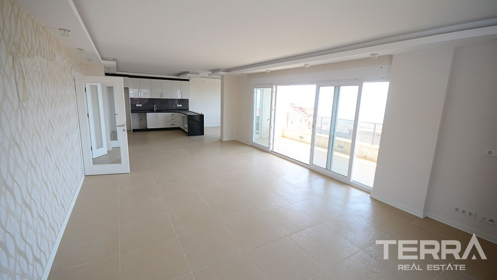 Exclusive penthouse for sale in Alanya Bektas