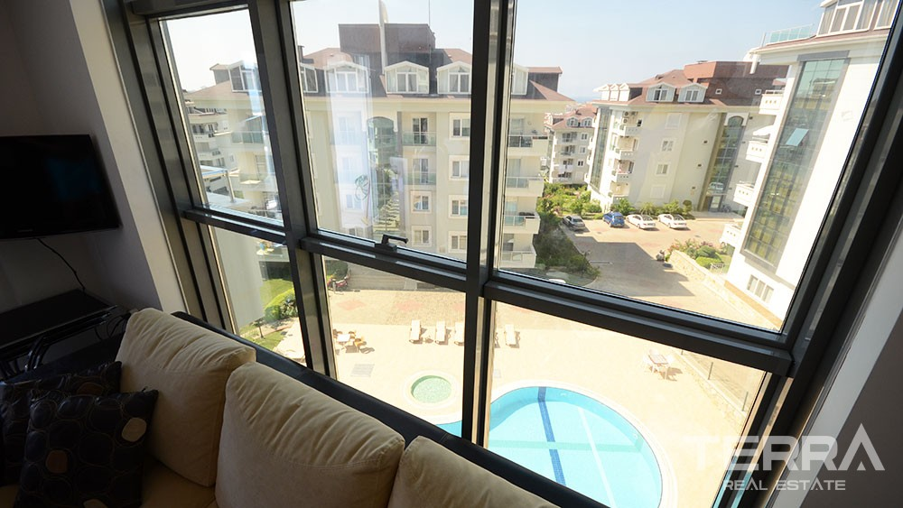 Olive City in Alanya Oba, 2 bedroom apartment for sale