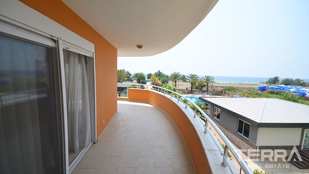 Seafront apartments for sale with very affordable prices