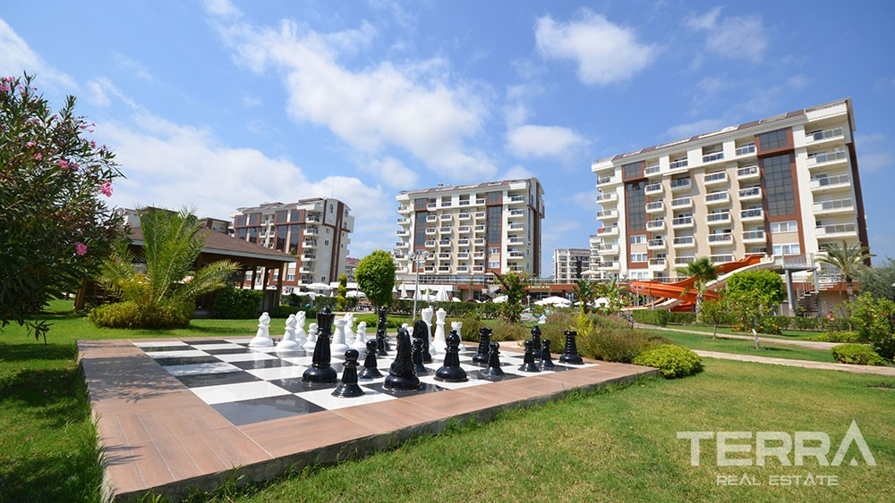 The largest penthouse at Orion City in Avsallar