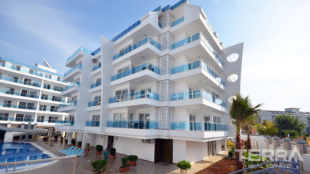 Elite Life IV Luxurious Apartments for Sale in Avsallar Alanya