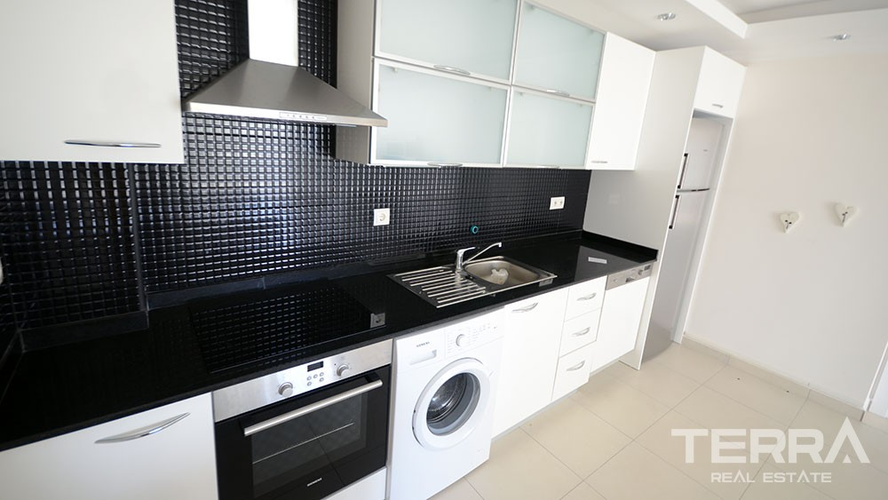 Orion Park 2+1 resale apartment in Alanya Avsallar for sale