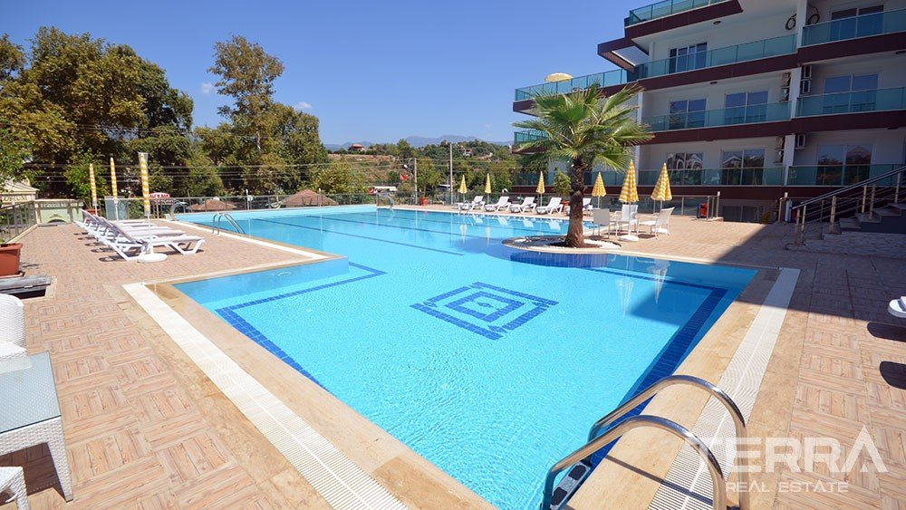 Dim River Terrace Apartments in Alanya,Kestel