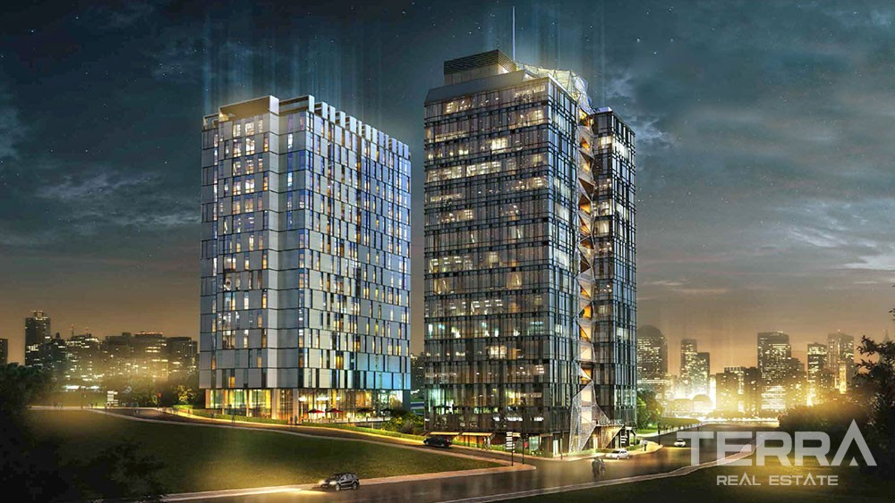 Luxury Apartments for sale in Levent, Istanbul