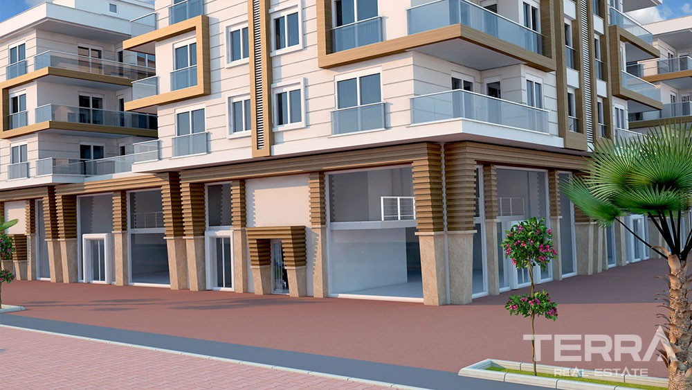 Sahra Homes 2 in Kepez, Antalya