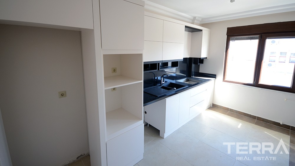 Spacious apartments for sale in Alanya Center