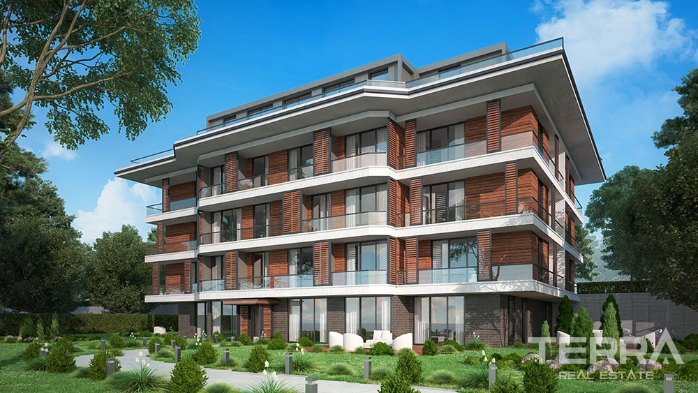Apartments for sale in Buyukcekmece, Istanbul