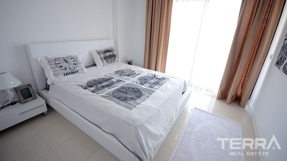Discounted Apartments in Alanya Oba, ONLY 100 m to sandy beaches
