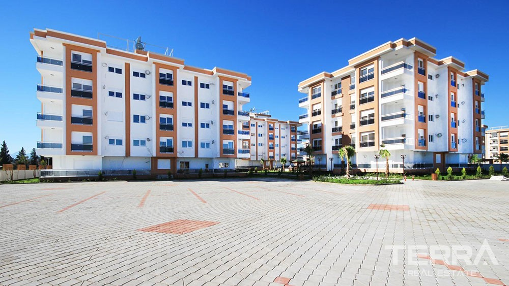 Apartments for sale in Kepez, Antalya