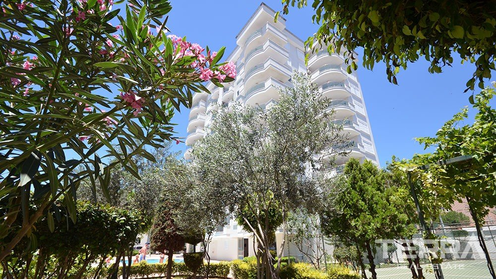 Apartments for Sale close to Cleopatra Beach in Alanya