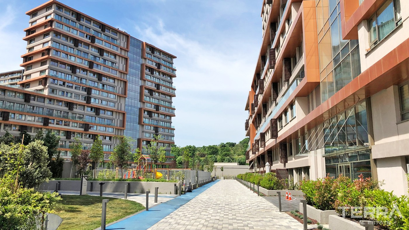 Exclusive Brand-new Apartments  in Istanbul Topkapı