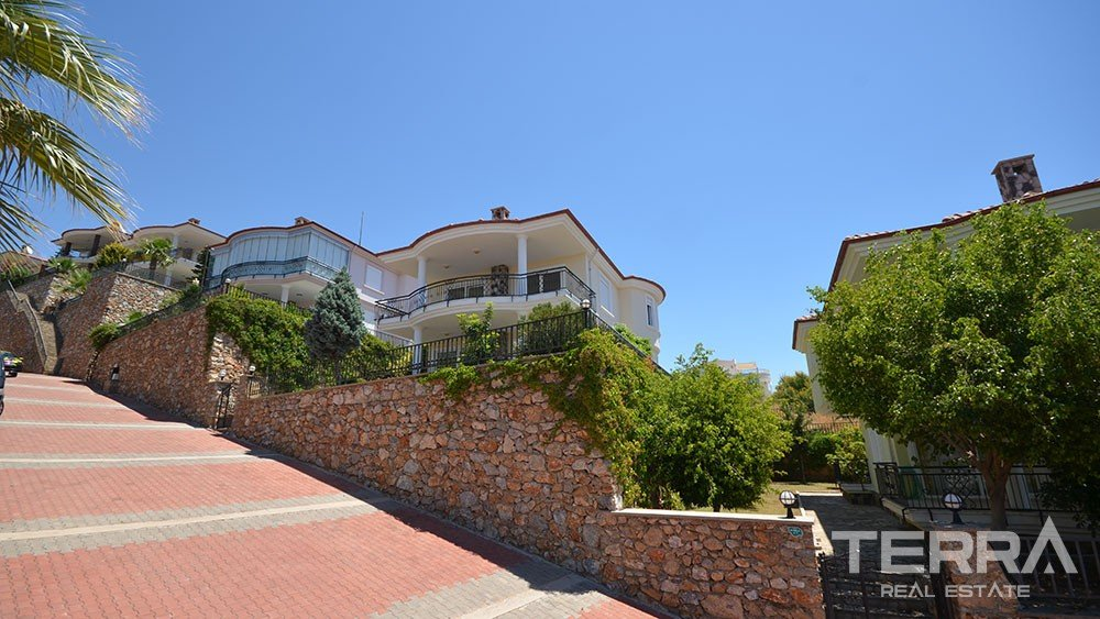 Luxury villas for sale in Konakli, Alanya