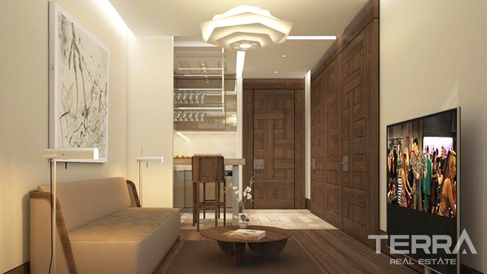 Luxury seaview apartments in Atakoy, Istanbul