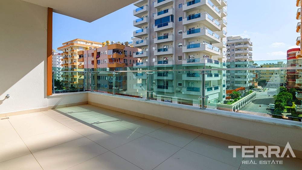 Good sized apartments for sale in Mahmutlar